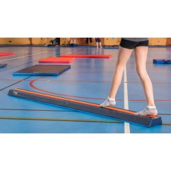 POUTRE GYMNASTIQUE MOUSSE 2,5 M