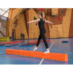 POUTRE GYMNASTIQUE MOUSSE 2 M