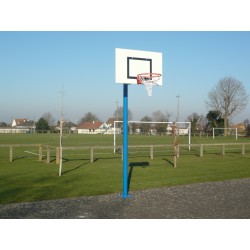 BUT DE BASKET EXTERIEUR TUBE ROND
