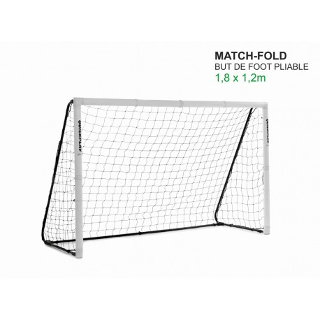 BUT FOOTBALL PLIABLE MATCH FOLD QUICKPLAY 1,8 x 1,2 M