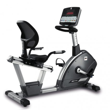 VÉLO SEMI ALLONGÉ PRO BH FITNESS H775 LED
