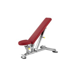BANC MUSCULATION RÉGLABLE MULTI-POSITIONS