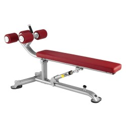 BANC MUSCULATION ABDOMINAUX INCLINABLE