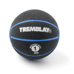 MEDICINE BALL GONFLABLE 1 KG